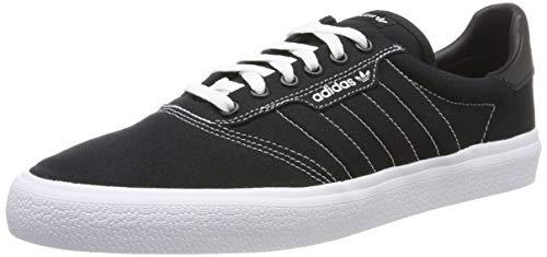 adidas Unisex-Erwachsene 3Mc Skateboardschuhe, Schwarz (core black/ftwr white/ftwr white core black/ftwr white/ftwr white), 43 1/3 EU