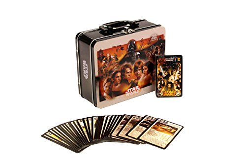 Star Wars Top Trumps Tin (Lata 2 Barajas) (81762), Multicolor, Ninguna (Eleven Force 1)