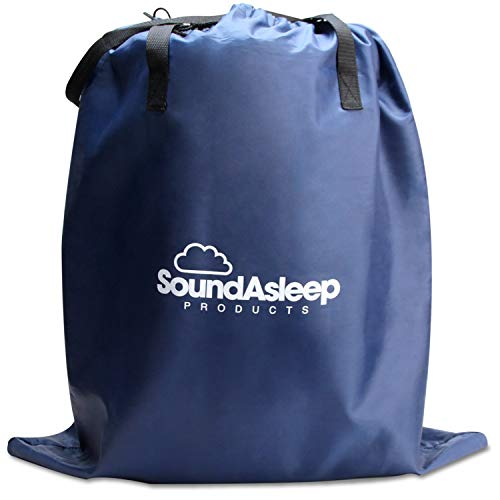 SoundAsleep Products Air Mattress with ComfortCoil Technology & Internal High Capacity Pump
