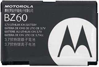 Li-Ion Polymer OEM Replacement Battery (900mAh) BZ60 for Motorola RAZR V3xx /Maxx V6