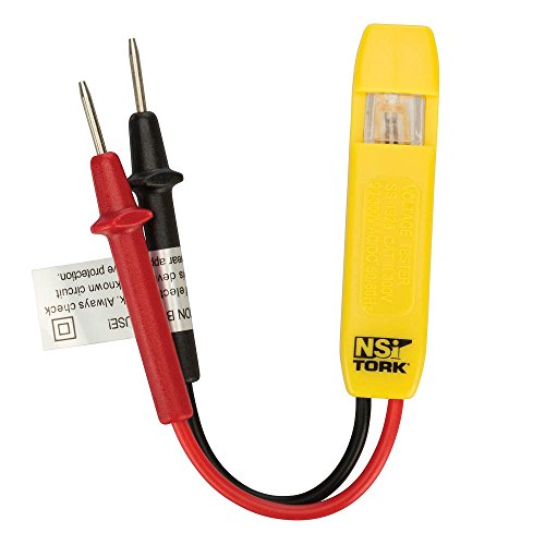 NSi Industries TES111 Twin Probe Voltage Tester 80250 VAC