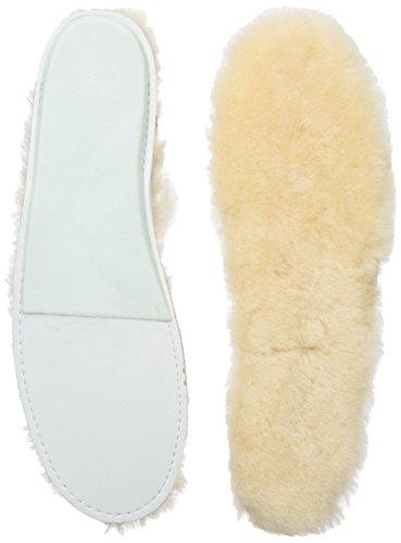 UGG Accessories Women's Sheepskin Insole, White, 5 M US