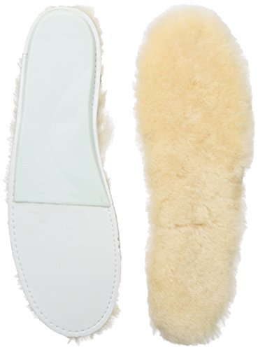 UGG Accessories Women's Sheepskin Insole, White, 9 M US