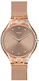 Swatch orologio SKINDESERT Skin Regular 36,8mm SVOK107M