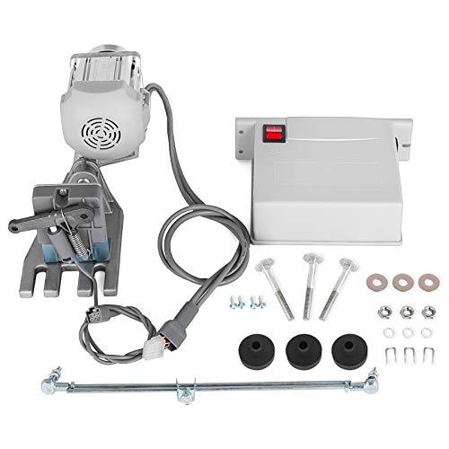 Mophorn CS1000 Sewing Machine Servo Motor, 3/4HP 4500rpm Single Phase Electric Servo Drive Motor for Industrial Sewing Machine, 110V, 550W