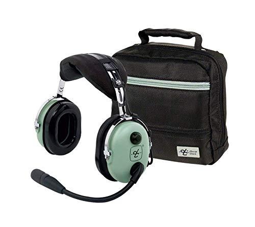 David Clark H10-13S Headset w/David Clark Headset Bag