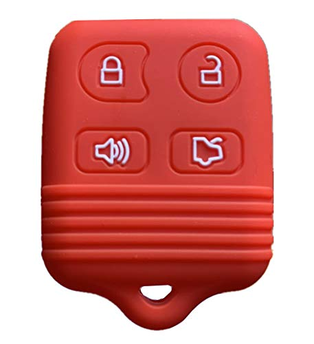 Rpkey Silicone Keyless Entry Remote Control Key Fob Cover Case protector...