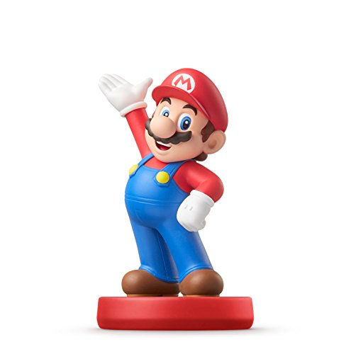Amiibo Mario - Super Mario Collection