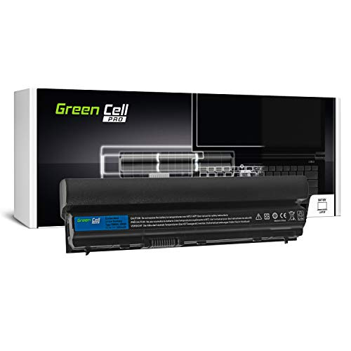 Green Cell® PRO Serie FRR0G/RFJMW/KFHT8/J79X4 Batería para DELL Latitude E6220 E6230 E6320 E6330 Ordenador (Las Celdas Originales Samsung SDI, 6 Celdas, 5200mAh, Negro)