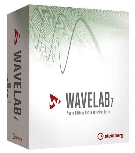 WaveLab - (V. 7 ) - Full Package Product