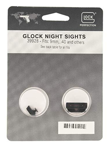 Glock Perfection OEM Tritium Night Sights 6.5mm