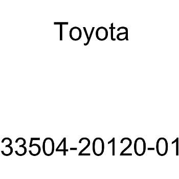 TOYOTA Genuine 33504-20120-03 Shift Lever Knob Sub Assembly