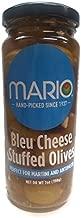 Mario Camacho Foods Stuffed Olives, Bleu Cheese, 7 Ounce