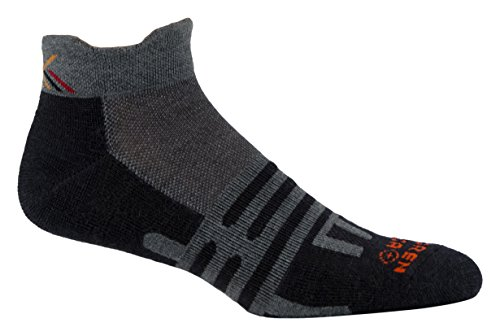 Dahlgren Trainer Socks, Charcoal, X-Large