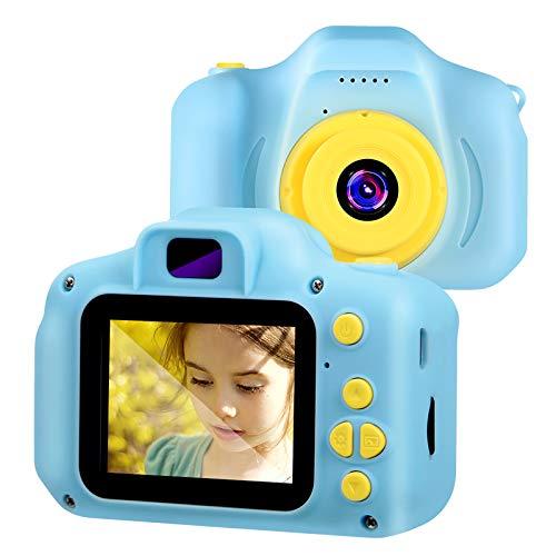 VATENIC 子供用デジタルカメラ キッズカメラ500万画素1080P 2.0インチIPS液晶写真 録画 タイマー撮影 トイ...