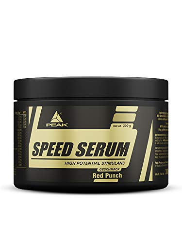 PEAK Speed Serum Red Punch 300g