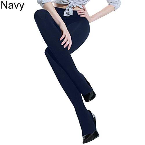 Vrouwen Dikke 120D kousen Panty's Panty's ondoorzichtige Elastische Long Footed Sokken in Trendy