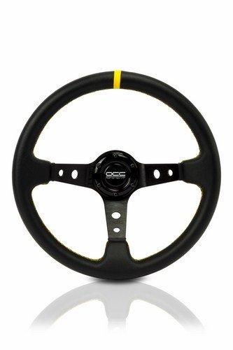 Occ Motorsport OCCVOL004 Volante, Negro