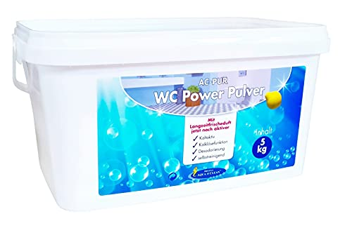 AQUA CLEAN WC Power Pulver 5kg