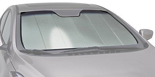 Intro-Tech CH-917-P Silver Custom Fit Premium Folding Windshield Sunshade for Select Chevrolet Camaro Models