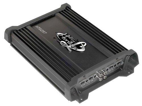 Lanzar versterker tot 2-kanaals HTG257 HTG 257 van 1300 watt RMS of 2 x 650 RMS of 2000 watt Max SUBWOOFER
