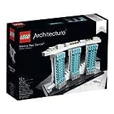 Lego (レゴ) Architecture Marina Bay Sands (R) 21021 (japan import) ブロック おもちゃ (並行輸入)
