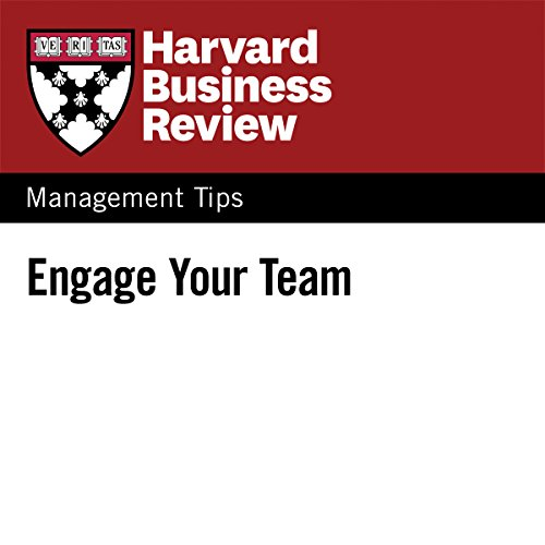 Engage Your Team  By  cover art