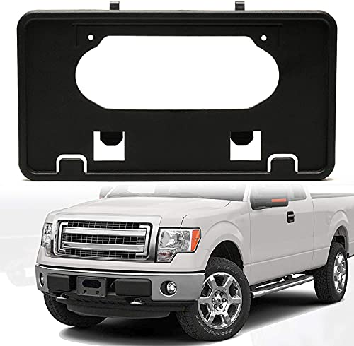 ASOOLL License Plate Bracket Only Fits for Ford F150 2009-2014 Front License...