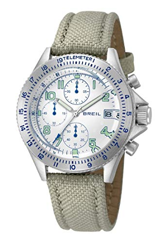 Breil Orologio al Quarzo Man Maverick 43.0 mm