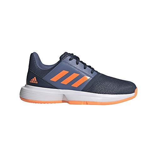 adidas CourtJam xJ, Zapatillas de Tenis, AZMATR/NARCHI/AZUTRI, 37 1/3 EU