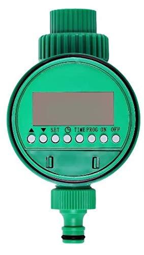 Temporizador Digital Irrigação Timer Fluxo Água Jardim Aspersor Funjin