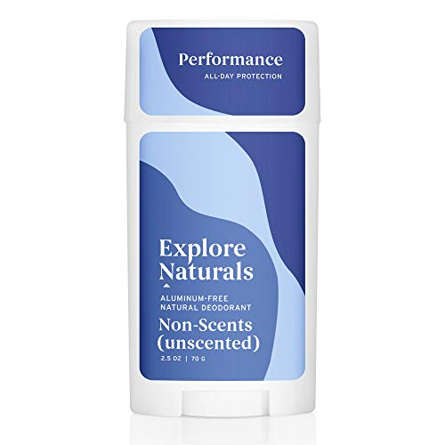 Explore Naturals Deodorant - Unscented - Natural...