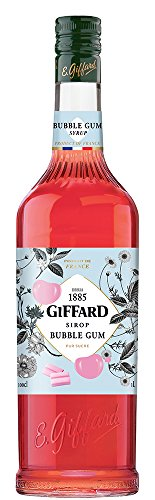 Giffard Bubble Gum (Kaugummi) Sirup 1 Liter