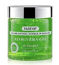 conditioning damaged hair ~ aloe vera gel