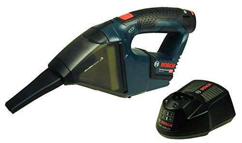 Bosch GAS 12 V Akku-Handstaubsauger Professional mit Akku 2 Ah + Ladegerät