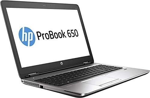 HP ProBook 650 G2 2.4GHz i5-6300U 15.6″ FHD I5 6300 8GB ddr 4 USBC 256GB SSD W10 PRO Tastiera italiana (RICONDIZIONATO)