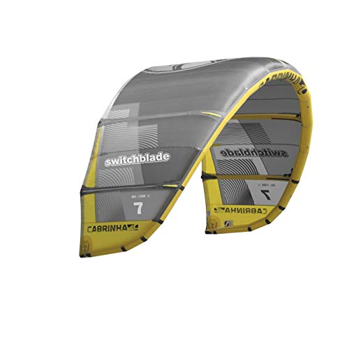 Cabrinha Switchblade Kite 2019-Orange/Yellow-12,0