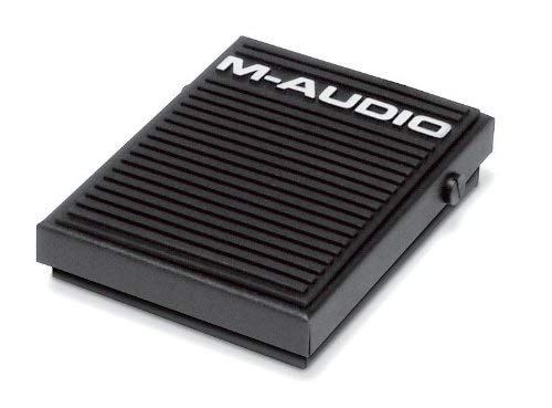 M-Audio SP-1 | Sustain Foot Pedal or FS controller for Synthesizers,...