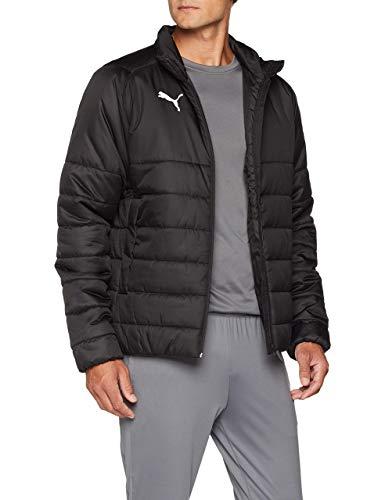 PUMA, LiGA Casuals Padded Jacket, jas voor jongens