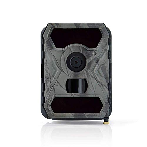 HYLH 2560 x 1920 Pixel Feld Jagd Uuml;berwachungskamera Scouting Trail Low Battery Nachtsicht Weitwinkel Auto IR-Cut