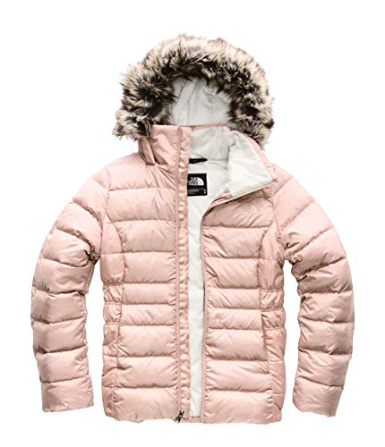 The North Face Women's Gotham Jacket II, Misty Rose, Small