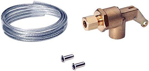 HELLA 9XL 715 989-001 Schalter, Hupe - Zugbetätigung - Kabel: 1200mm
