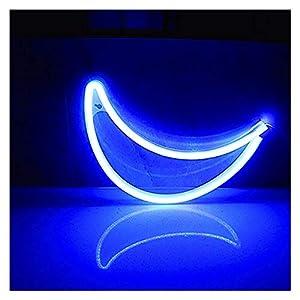 Accueil Moon Neon Lights, Moon Night Lights LED Moon Neon Lights Décoration Lumières Chargement USB Utilisé Pour Les Fournitures De Fête Filles Chambre Décoration Accessoires Cadeaux Décoration De Tab