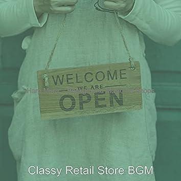 Harp Music - Background Music for Shops