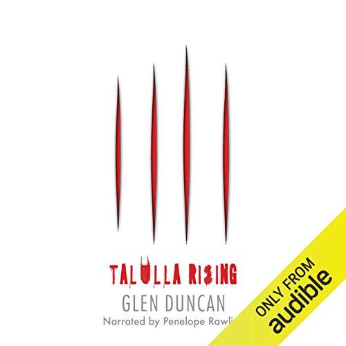 Talulla Rising cover art