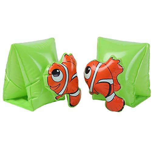 1 Paar PVC Aufblasbarer Ring Arm Schwimmer Baby-Arm Schwimmring Kinder Air Sleeves Kreis Schwimmen Sicherheitstraining Kid Pool Float