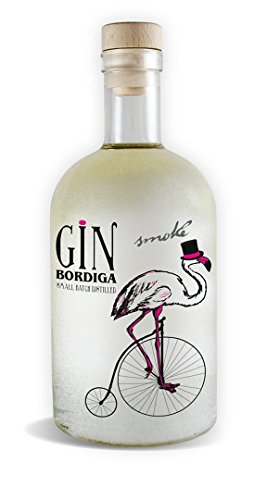 BORDIGA GIN PREMIUM SMOKE 42° CL.70