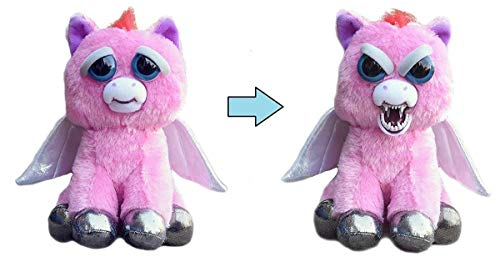 Feisty Pets Sparkles Rainbowbarf the Pegasus