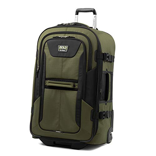 Travelpro Checked Large, Olive/Black