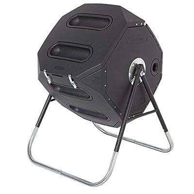 Lifetime 60028 65-Gallon Compost Tumbler